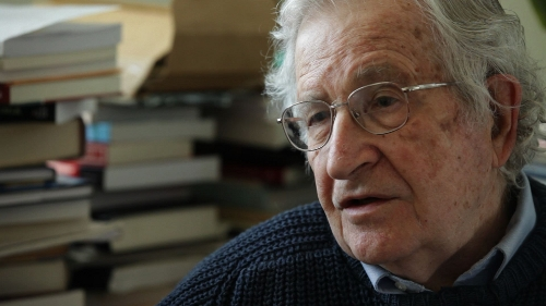 Noam chomsky phd thesis