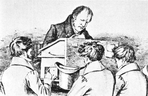 Friedrich_Hegel_mit_Studenten_Lithographie_F_Kugler