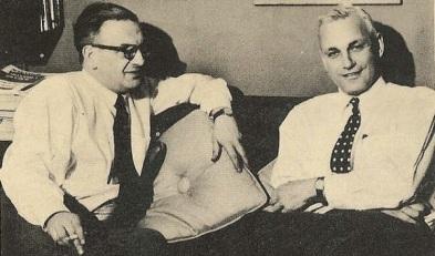 Paul Sweezy & Paul Baran ✆ © Ñángara Marx